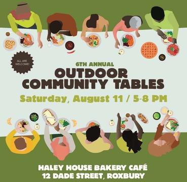 Outdoor Community Tables Flier_Newsletter 2
