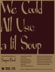 Souper Bowl 8 Poster
