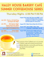 HH Summer Series Flier - JulyAugust 2