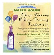Haley House Silent Auction 2015