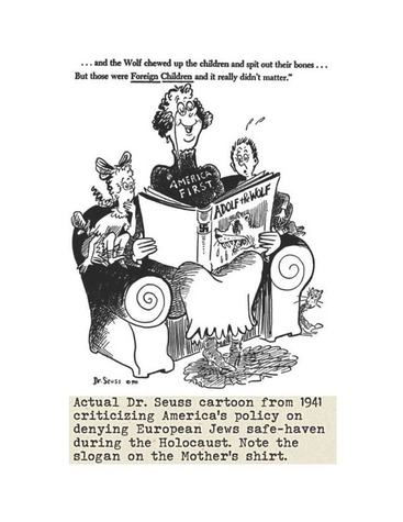 Seuss Cartoon - 1941